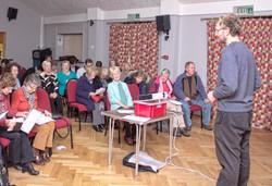 Tim Fuller talk on Grasses