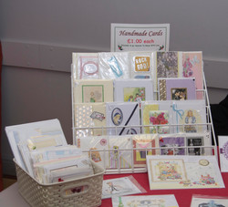 Stall at Coffee Morning
