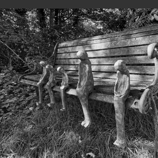 sitting people black and white.jpeg