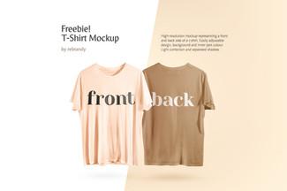 Freebie! T-Shirt Mockup