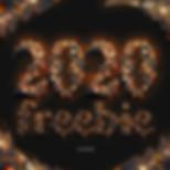Freebie! 2020 Animated Font