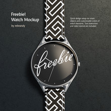Freebie! Watch Mockup