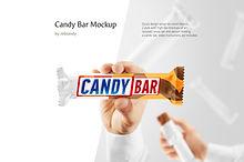 Candy Bar Mockup