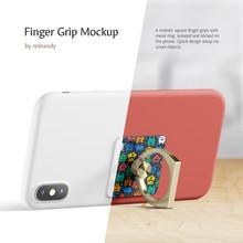 Finger Grip Mockup