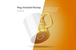 Mug Animated Mockup