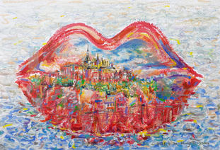 Epidermis: city_Mont Saint Michel 2