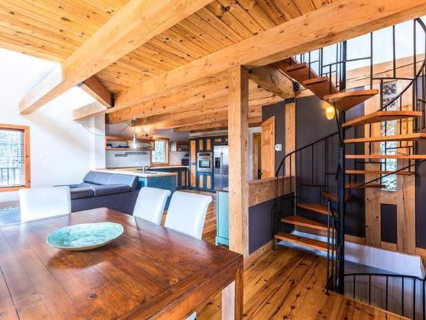 Aire ouverte et Escalier Design