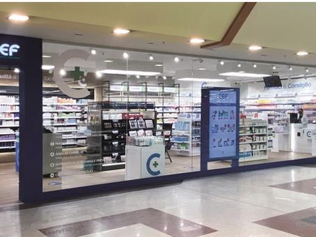 Cef – La farmacia italiana, ecco brand e format del nuovo circuito