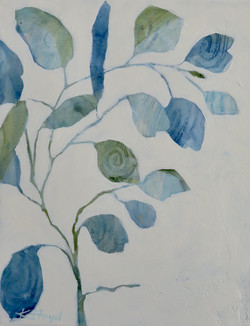 Leaf Patterns II, 2018
