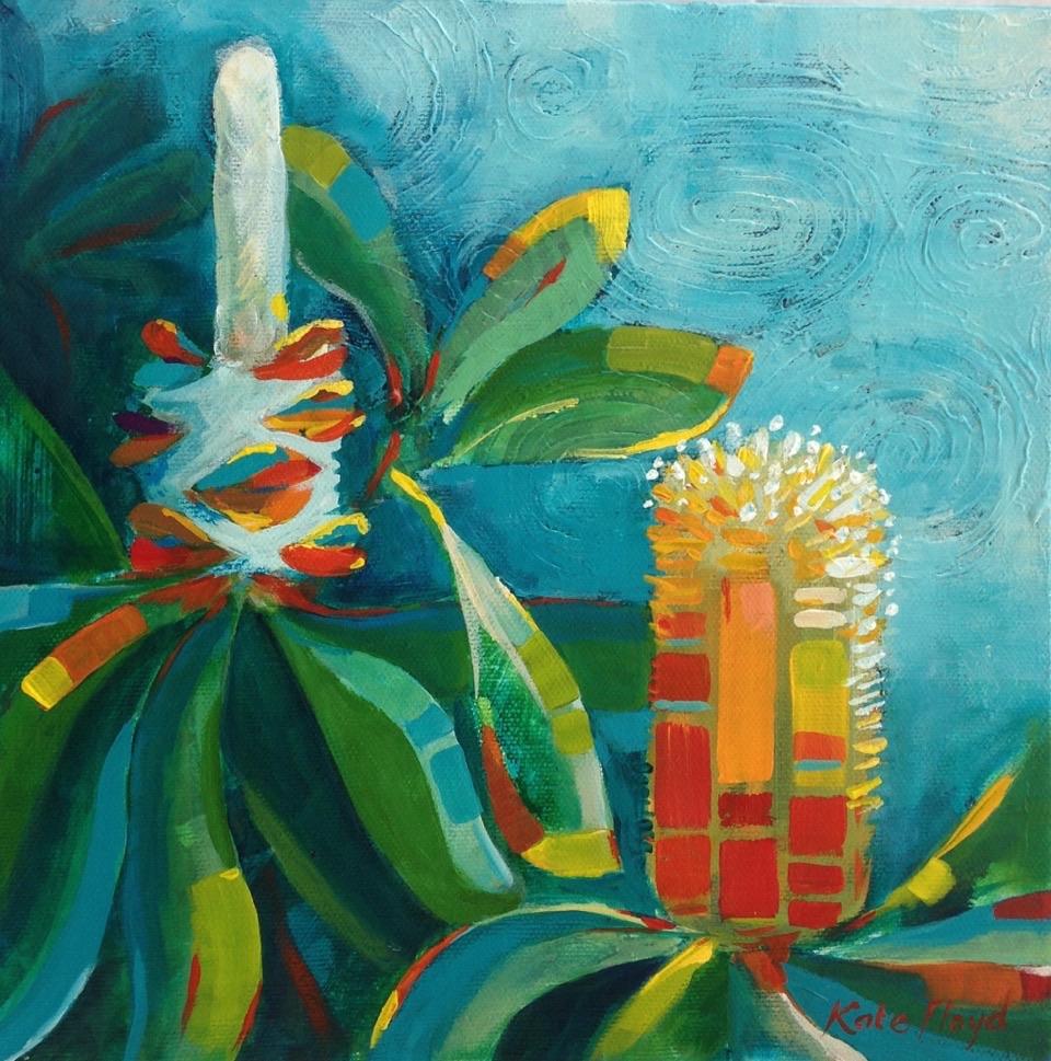 Suzy's Banksia