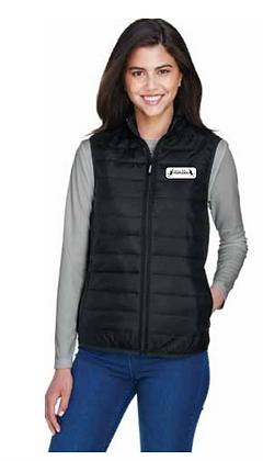 Core 365 Women's Prevail Packable Puffer Vest