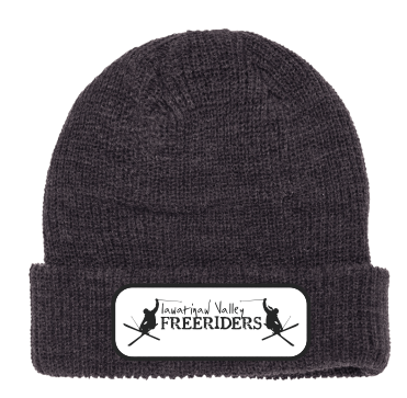 Flex Fit Beanie (Embroidered Patch Option)
