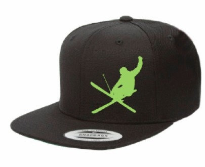 CED - Flat Brim Snapback Hat
