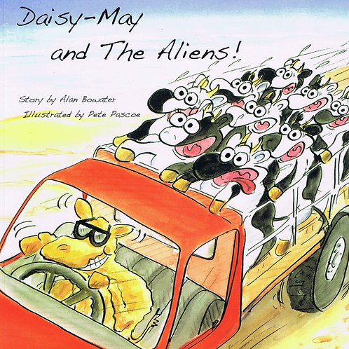 Daisy May and the Aliens!