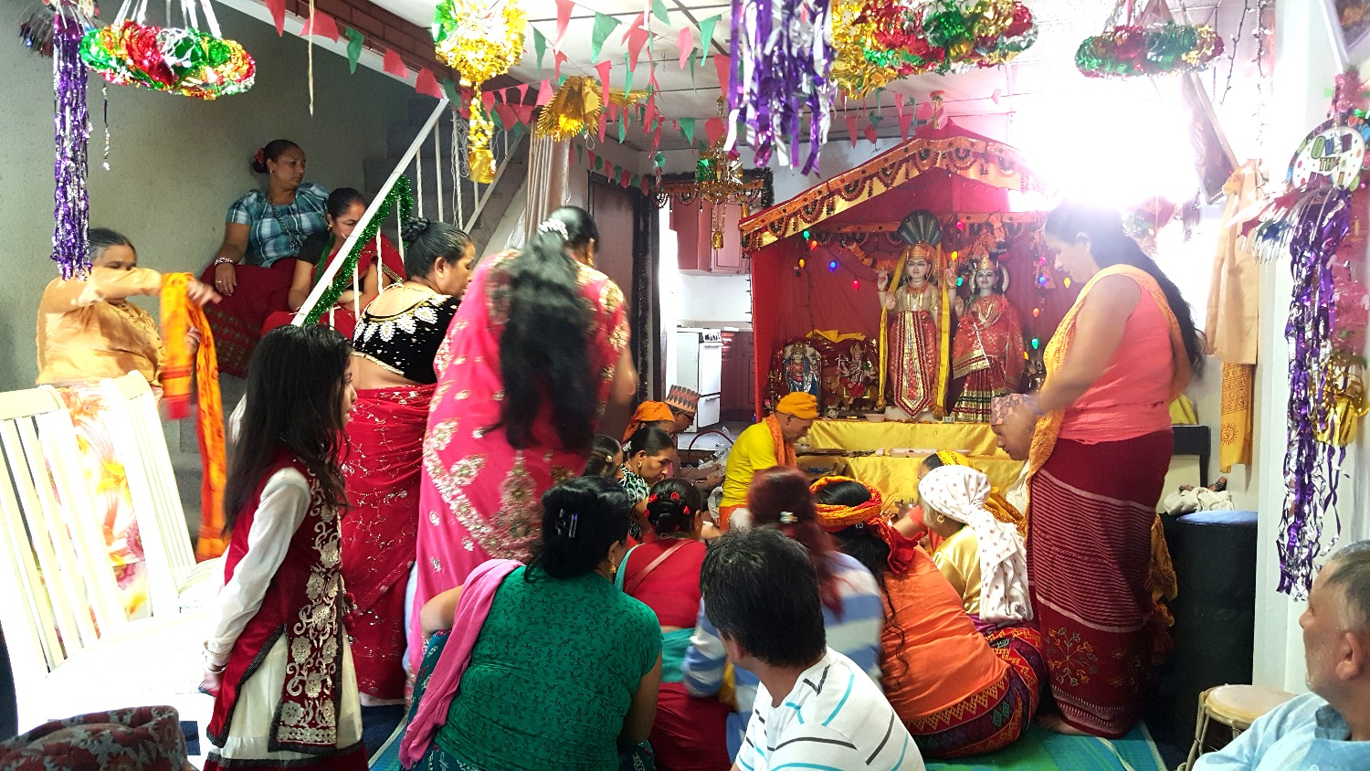 Bishnu Panchayan Temple Activities