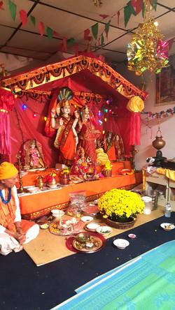 Bishnu Panchayan Temple Activities
