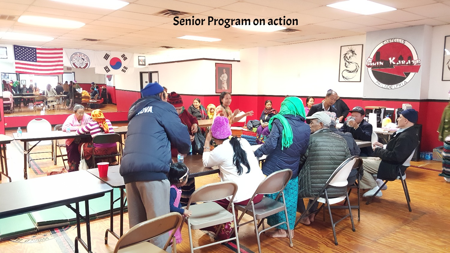 Senior Engagement Program