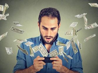 Dicas de Finanças por SMS