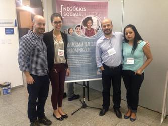 INTERP participou de capacitação para Negócios Sociais