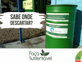 Químea, uma empresa com soluções para o meio ambiente.
