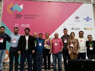INTERP participa da 26ª Conferência Anprotec