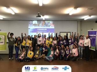 INTERP Realiza Treinamento Conhecer com Adolescentes do Projeto Empreendendo