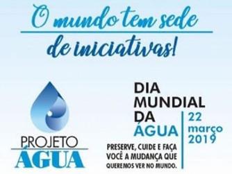 Água: Fonte da vida e de empreendimentos que salvam o planeta.
