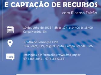 """INTERP oferece curso """"Elaboração de Projetos e Captação de Recursos"""""""