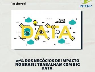 Negócios de impacto usam tecnologia e inovação para promover a sustentabilidade.
