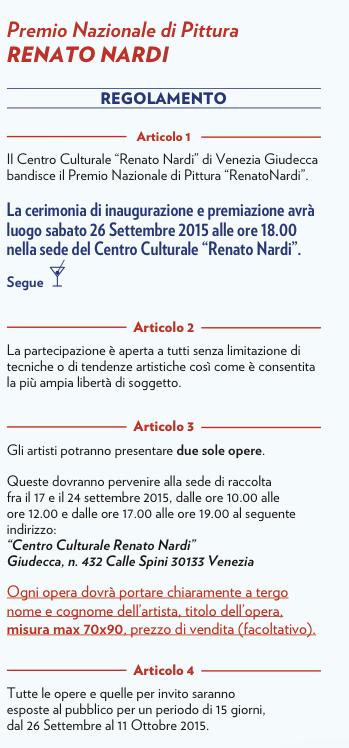 NARDI2015 brochure PITTURA REGOLAMENTO1.
