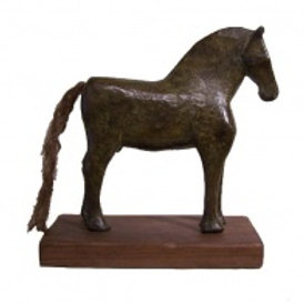 BRONZE HORSE BROWN