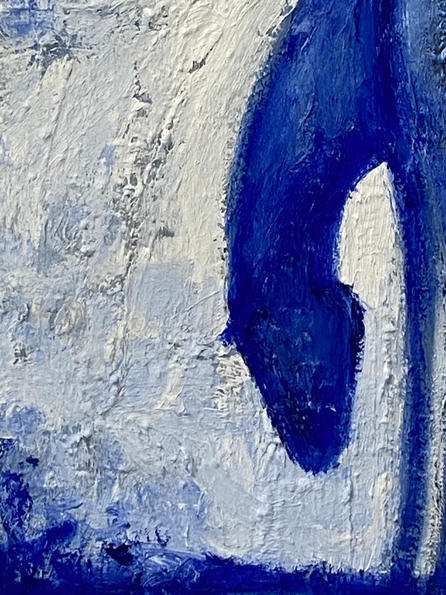 Detail Of Blue