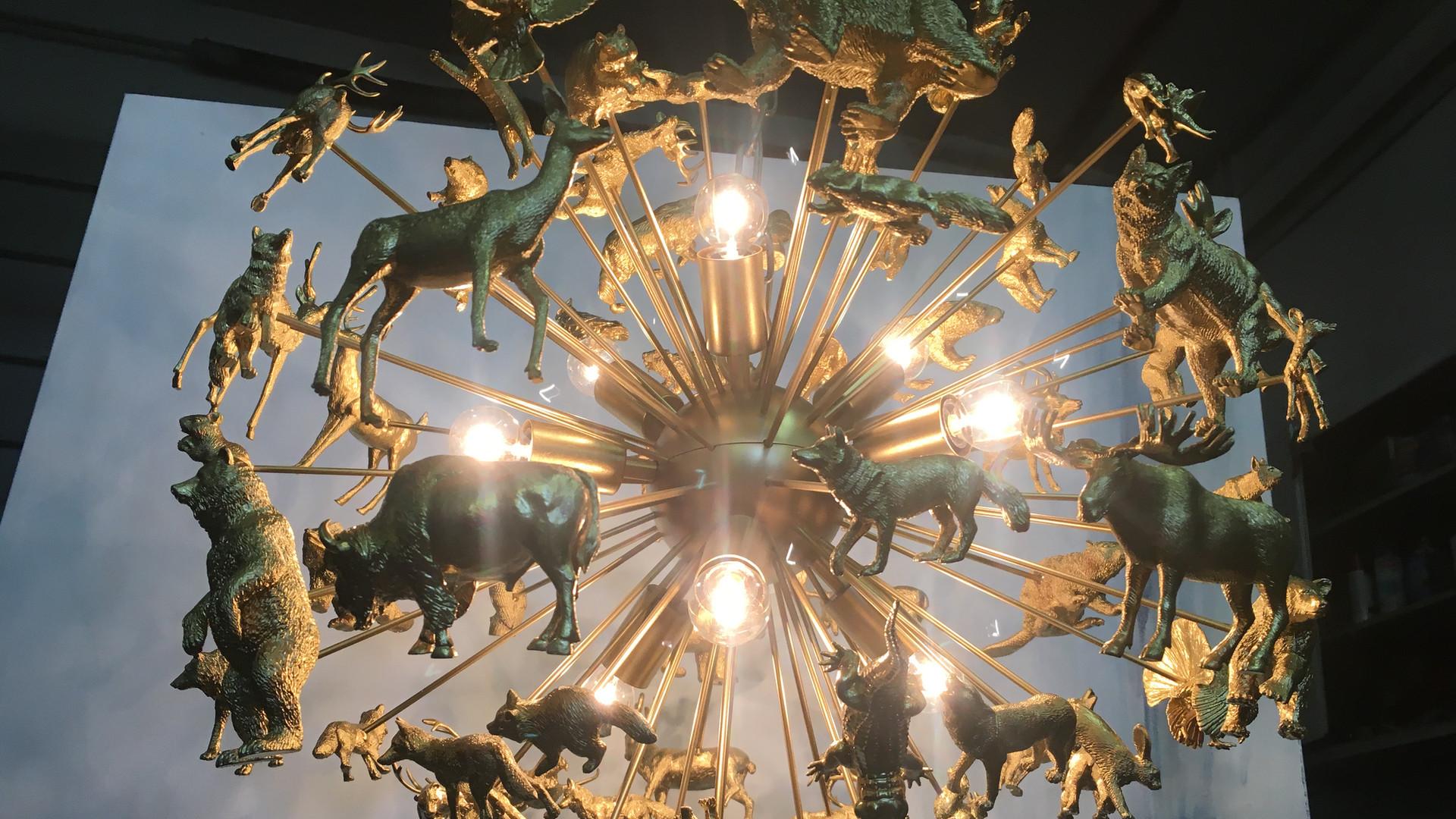 North American Animal Light