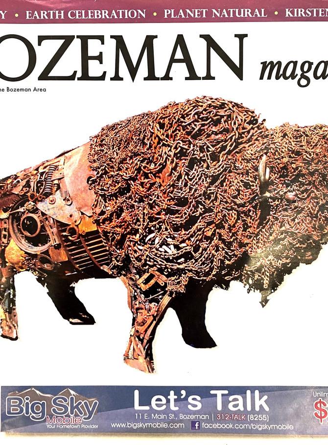 BOZEMAN MAGAZINE COVER
