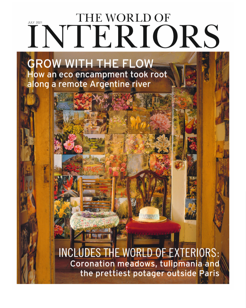 World Of Interiors Cover July 21