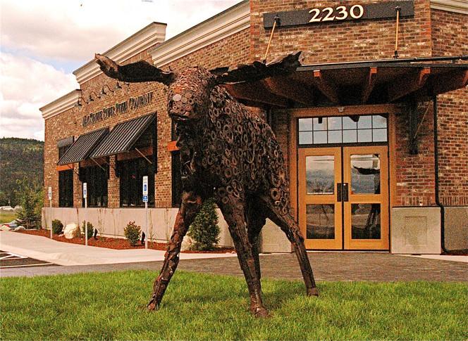 Moose Kalispel, MT