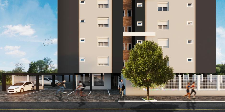 V2 - Residencia Lisboa - Perspectiva 04.
