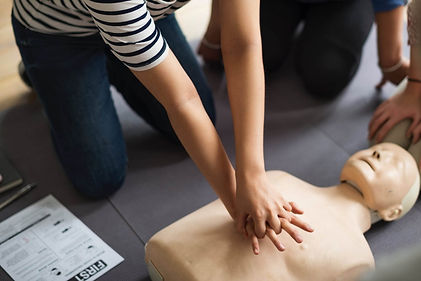 Bristol First Aid Course