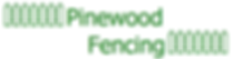 Pinewood Fencing Swindon Logo