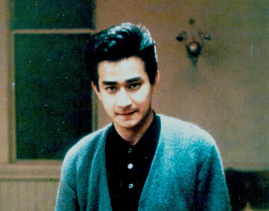 Young Chris Chan of U.S. Wing Chun