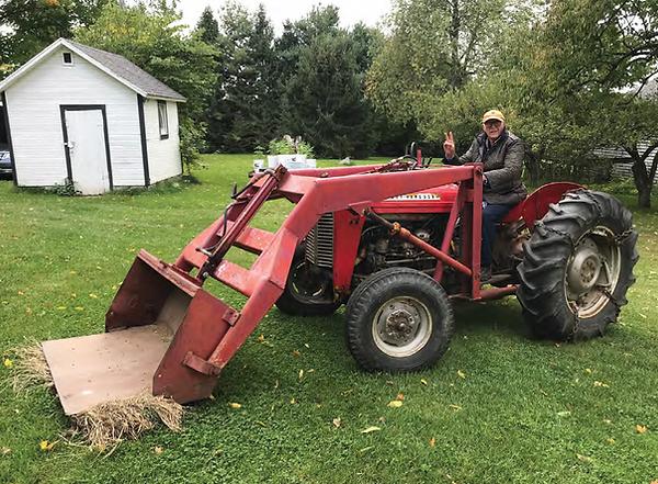 Sutton Weed Farm _ Hemp Tractor Grow