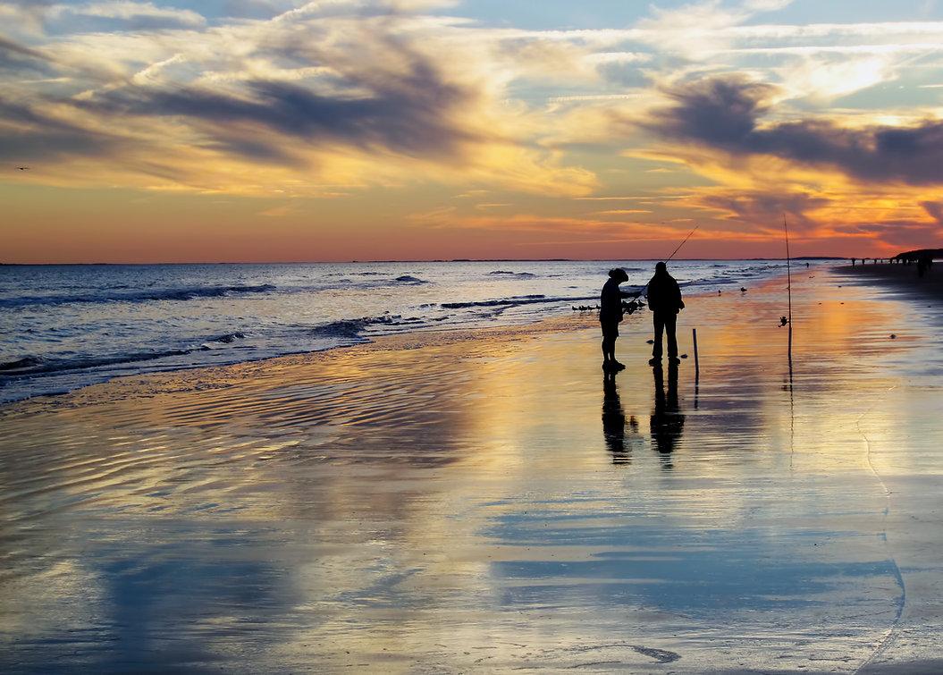 Pawleys Island Outdoors _ Beach Fishing.