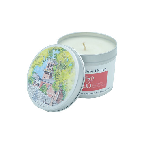 DCU Belvedere House, 4oz travel tin