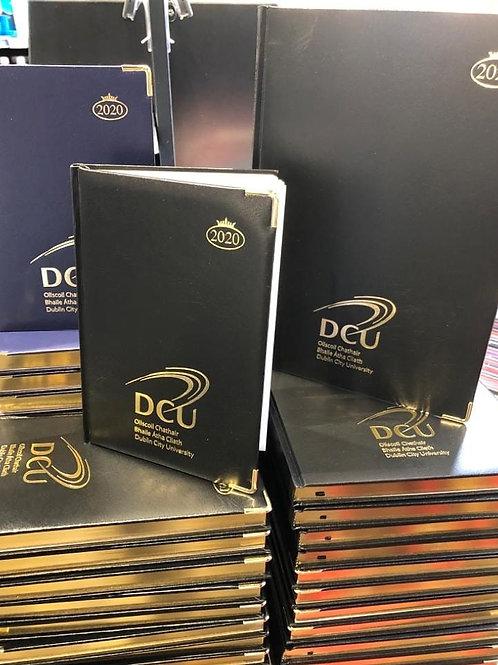 DCU 2020 A5 Diary