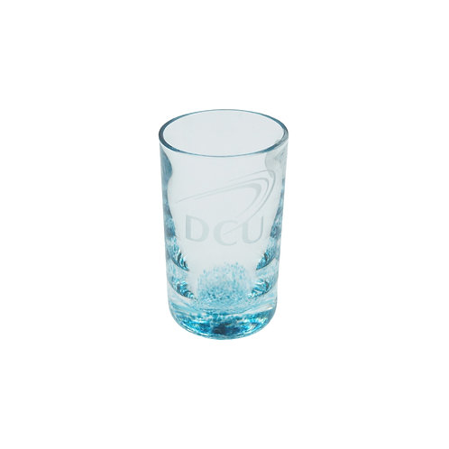 DCU Celtic Meadow shot glass