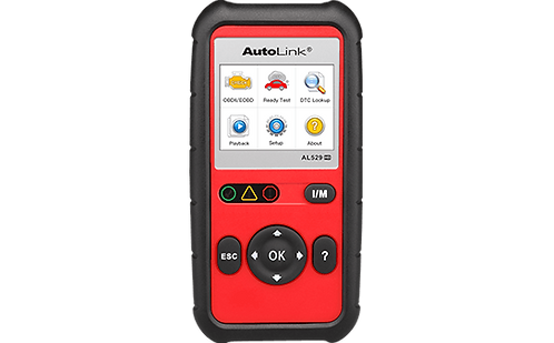 AutoLink AL529HD