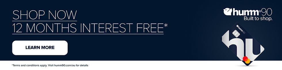 Shop now 12 months interest free_600x150