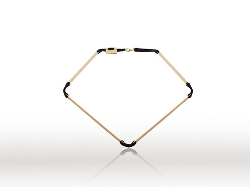 SIMPLE GEOMETRY 2 necklace-D