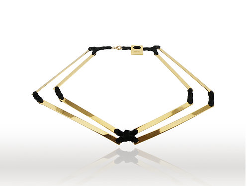SIMPLE GEOMETRY 2 necklace