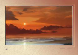 Red Sunset code: SC219-07